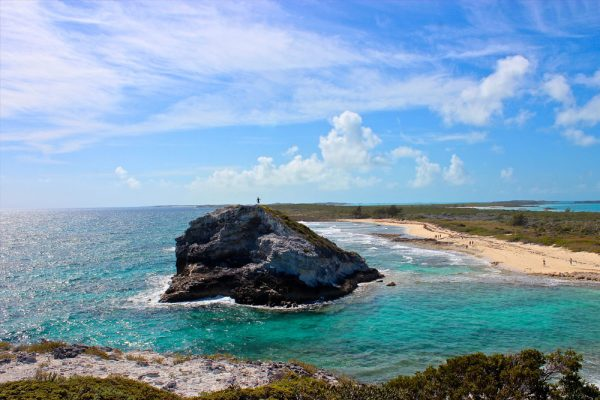 kayak the bahamas beaches