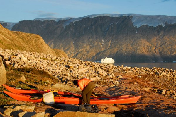 greenland kayaking expedition