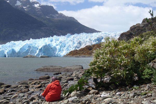 patagonia kayaking glaciers